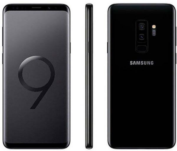 SAMSUNG GALAXY S9+ 64GB NEGRO