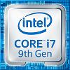 Procesadores Intel® Core™ i7 de 9na generación