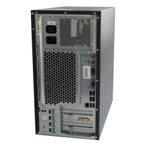 PC SOBREMESA FUJITSU ESPRIMO P5731 CORE2DUO E8600 4GB 500G