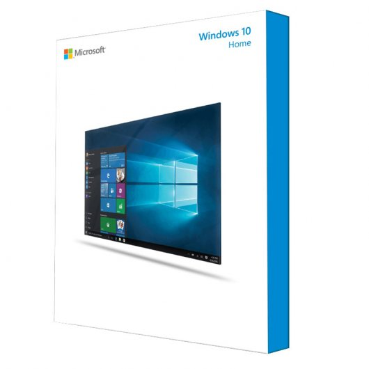 Microsoft Windows 10 Home 64Bits OEM