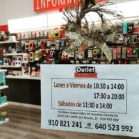 Outlet Informática Colmenar Viejo