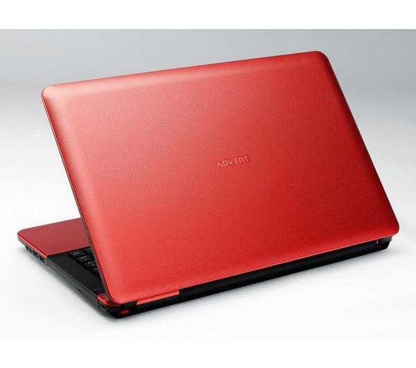 PORTATIL ADVENT MONZA N1 RED AMD