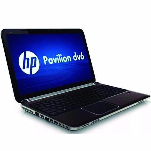 INTERIOR PORTATIL HP PAVILION DV6