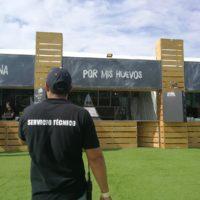 Soporte Técnico Festival Madcool